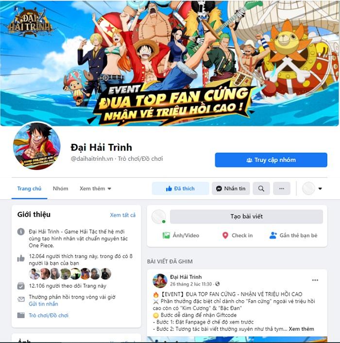 Đại Hải Trình - Tân binh Idle chuẩn One Piece mới xuất hiện ở làng game Việt là ai? 0