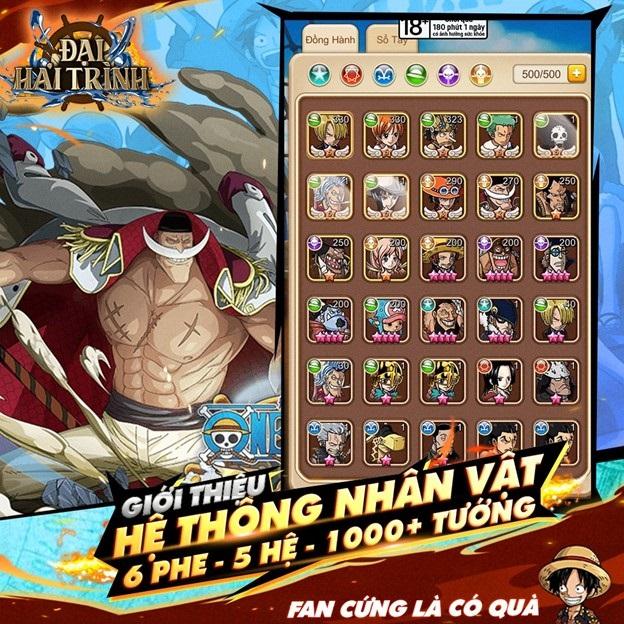 Đại Hải Trình - Tân binh Idle chuẩn One Piece mới xuất hiện ở làng game Việt là ai? 1