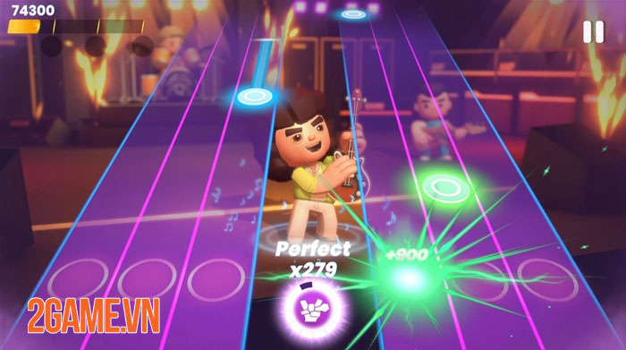 Queen: Rock Tour - Trở thành huyền thoại nhạc Rock cùng những bài nhạc kinh điển 2