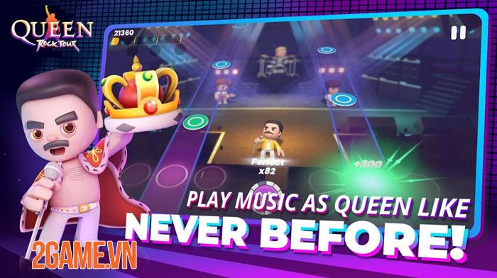 Queen: Rock Tour - Trở thành huyền thoại nhạc Rock cùng những bài nhạc kinh điển 0
