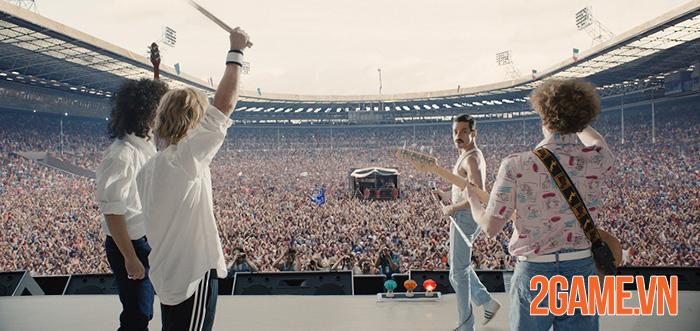 Queen: Rock Tour - Hồi sinh ký ức đẹp cùng ban nhạc huyền thoại Queen 2