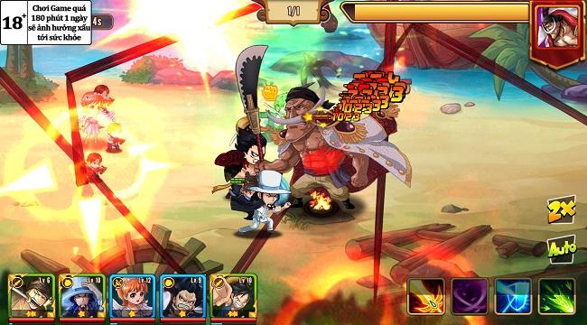 Trải nghiệm Đảo Kho Báu – Bến đỗ mới đầy lôi cuốn cho fan One Piece