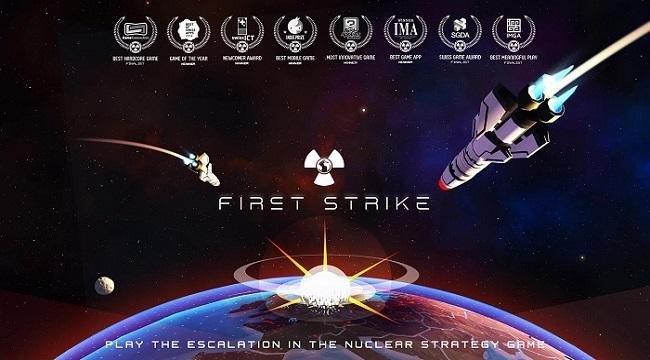 First Strike: Classic – Game chiến thuật chiến tranh kích thích tư duy