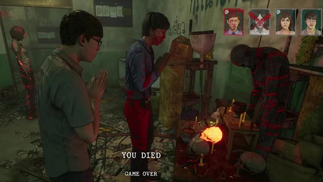Home Sweet Home: Survive – Game kinh dị sinh tồn cho phép bạn niệm chú online bắt ma
