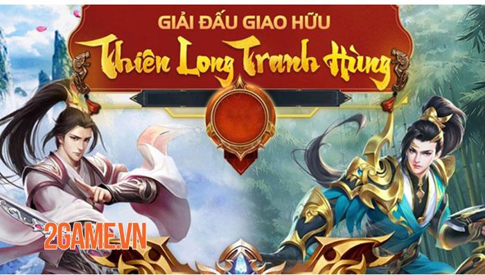 Tân Thiên Long Mobile đón sinh nhật cùng giải đấu liên server Quần Long Tranh Bá 0