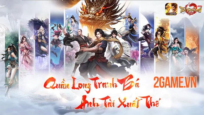 Tân Thiên Long Mobile đón sinh nhật cùng giải đấu liên server Quần Long Tranh Bá 5
