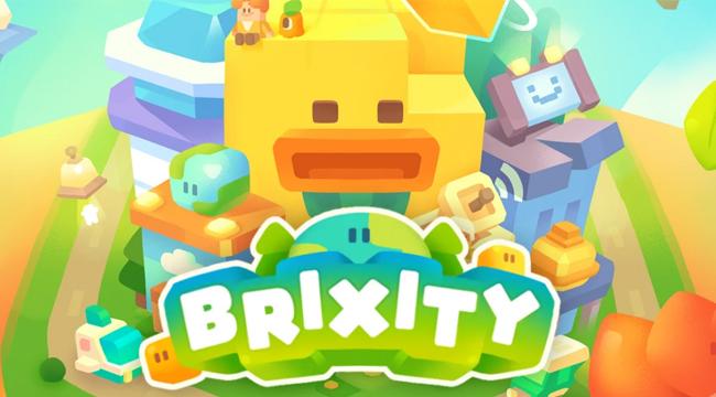 Brixity – Chắp cánh trí tưởng tượng game thủ bay xa với lối chơi xây dựng