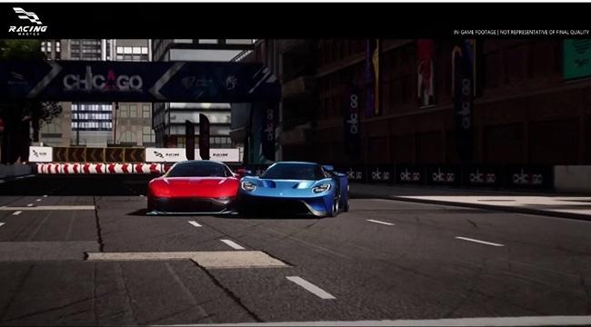 Racing Master – Game đua xe của NetEase hợp tác Codemasters sắp ra mắt