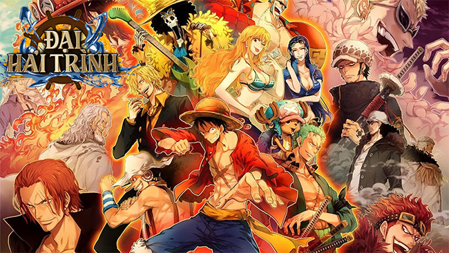 Trải nghiệm Đại Hải Trình Mobile –  Là fan One Piece không thể nào bỏ qua!