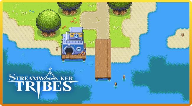 Streamwalker: Tribes – Game nhập vai nhàn rỗi vui nhộn cùng các nhân vật anime