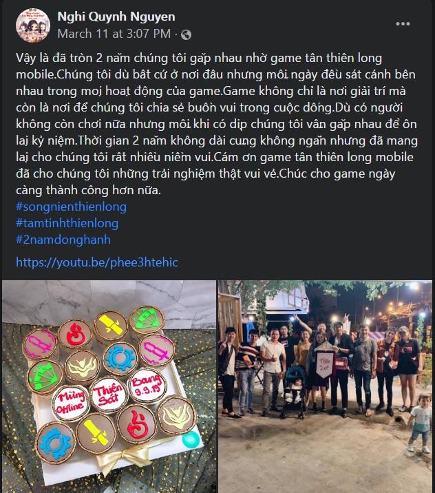 Cộng đồng Tân Thiên Long Mobile chung vui cùng chuỗi sự kiện sinh nhật khủng 4