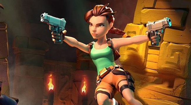 Tomb Raider Reloaded gây bão với lối chơi giải đố Mobile