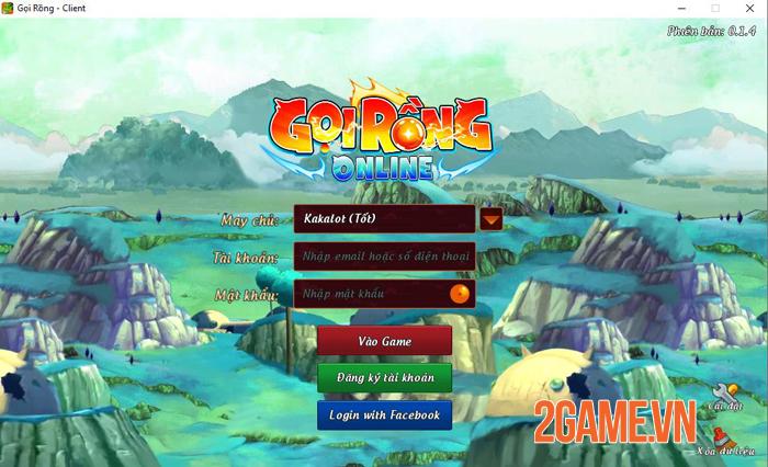 Hướng dẫn tải và trải nghiệm Gọi Rồng Online dành cho Android và iOS 2