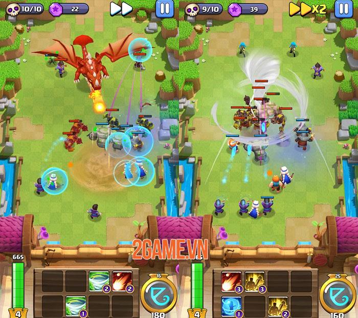 Top 10 game phòng thủ tháp thách thức giới hạn chiến thuật 1