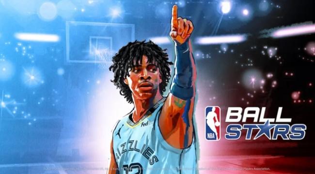 NBA Ball Stars – Game thể thao hành động nhịp độ nhanh với đồ họa tuyệt vời