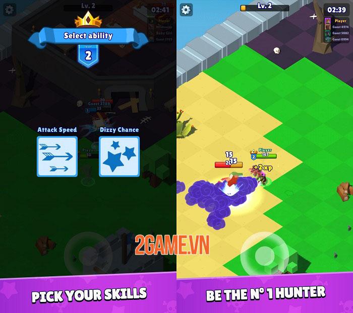 Hunt Royale - Game mobile Battle Royale sắp ra mắt của BoomBit 2