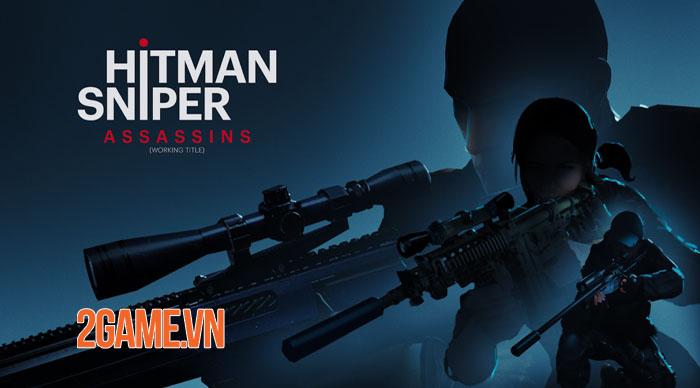 Hitman Sniper Assassins - Game hành động mới từ nhà phát triển của Hitman GO 0