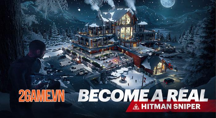 Hitman Sniper Assassins - Game hành động mới từ nhà phát triển của Hitman GO 1