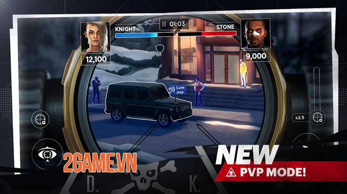 Hitman Sniper Assassins - Game hành động mới từ nhà phát triển của Hitman GO 2
