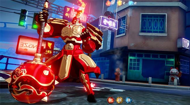 Rakshasa Street: Wargod chính thức ra mắt game thủ Trung Hoa