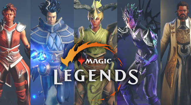 Magic: Legends – Game nhập vai đỉnh ra mắt nền tảng Epic Games Store
