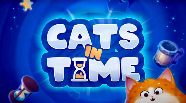 Cats in Time – Trải nghiệm du hành thời gian giải cứu Hoàng Thượng