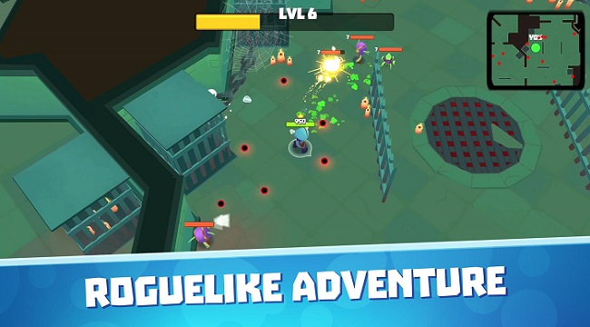 Beam of Magic – Game hành động bắn súng roguelike kết hợp nhập vai phiêu lưu