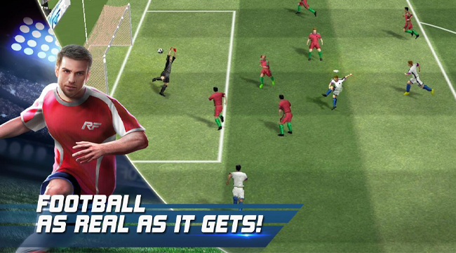 Real Football – Tàn bạo như cách Hoàng Thịnh vào bóng Hùng Dũng