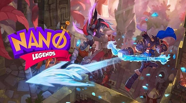 Nano Legends – Game chiến thuật 3D phòng thủ tháp hỗn chiến đáng chơi