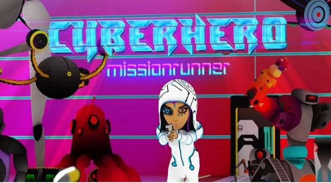 Cyber Hero – Game bắn súng roguelike phong cách cyber punk