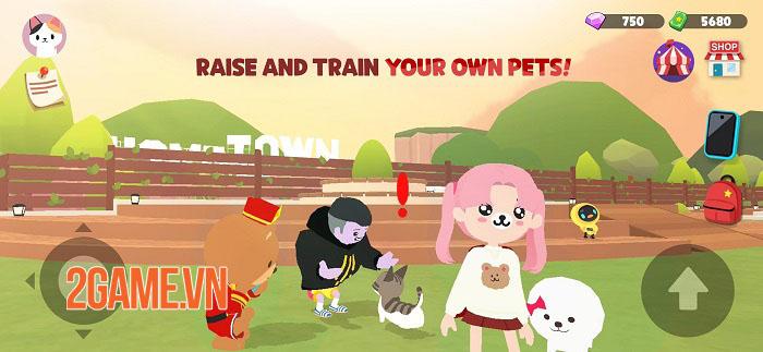Play Together - Game thế giới mở cực kỳ đáng yêu càng chơi càng vui 4