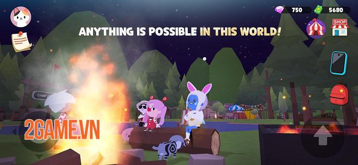 Play Together - Game thế giới mở cực kỳ đáng yêu càng chơi càng vui 3