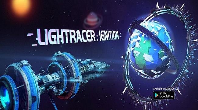 Lightracer: Ignition – Game khoa học viễn tưởng dạng tư liệu mở truy cập sớm