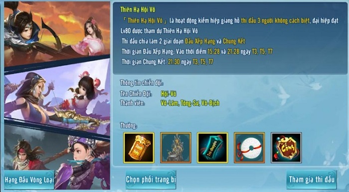 """Top 5 hoạt động liên server """"hot"""" nhất Võ Lâm Truyền Kỳ Mobile 2"""