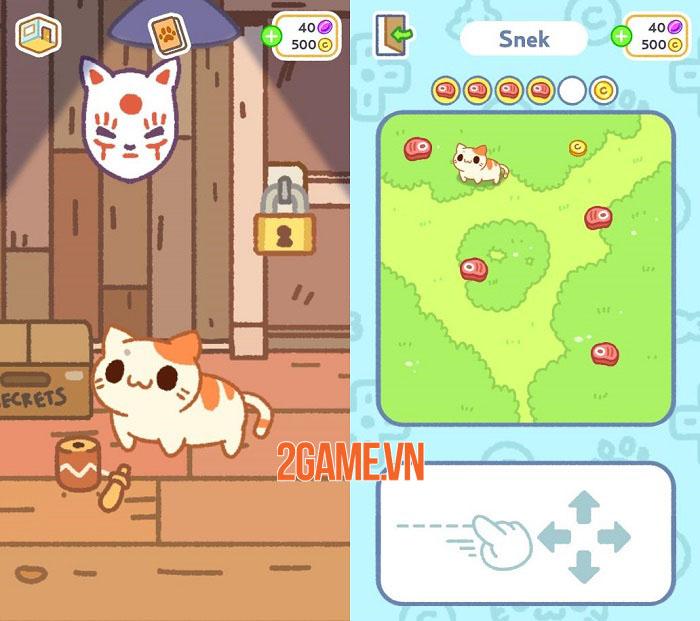 Top 7 game mobile hay nhất về các Boss mèo đáng yêu và nghịch ngợm 2