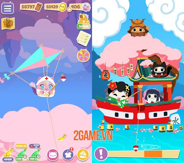 Top 7 game mobile hay nhất về các Boss mèo đáng yêu và nghịch ngợm 6