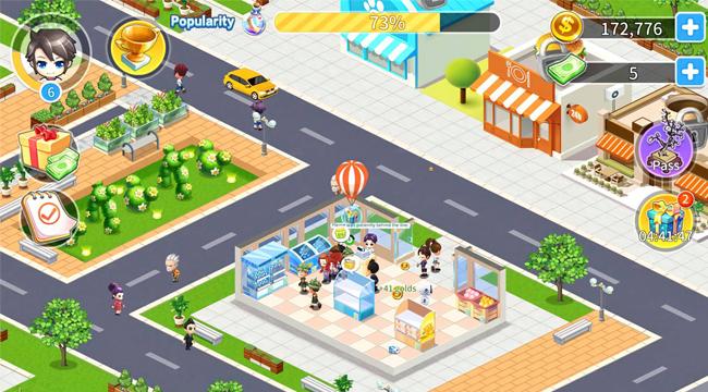 My Store: Sim Shopping – Trải nghiệm cảm giác làm chủ cửa hàng riêng