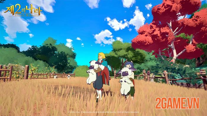 Ni no Kuni: Cross Worlds - Game chuyển thể xuất sắc chuẩn bị ra mắt 1