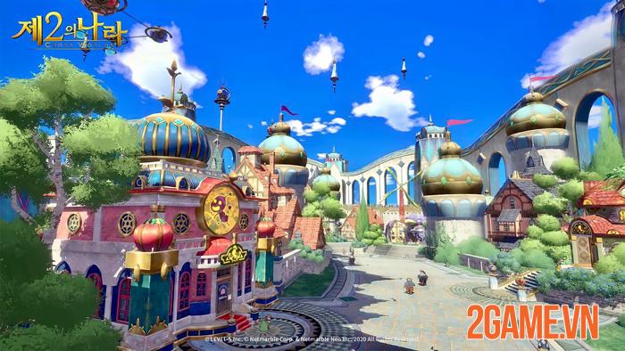 Ni no Kuni: Cross Worlds - Game chuyển thể xuất sắc chuẩn bị ra mắt 7