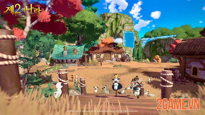 Ni no Kuni: Cross Worlds - Game chuyển thể xuất sắc chuẩn bị ra mắt 0