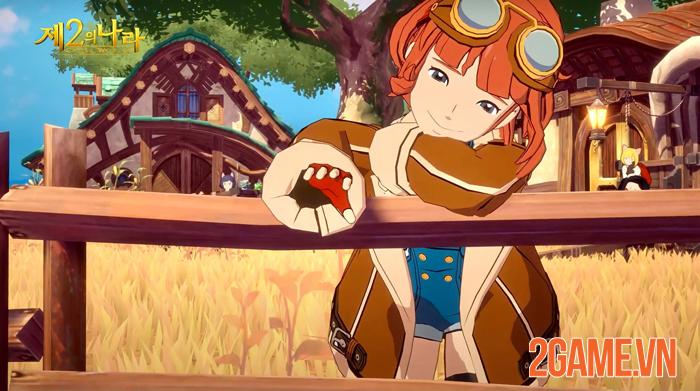 Ni no Kuni: Cross Worlds - Game chuyển thể xuất sắc chuẩn bị ra mắt 4