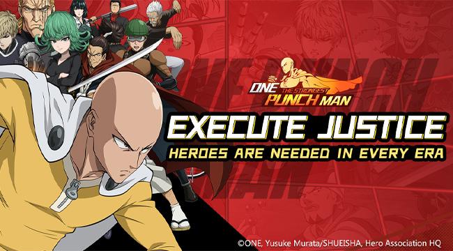 One Punch Man: Justice Execution – Trở thành người hùng dễ hay khó?