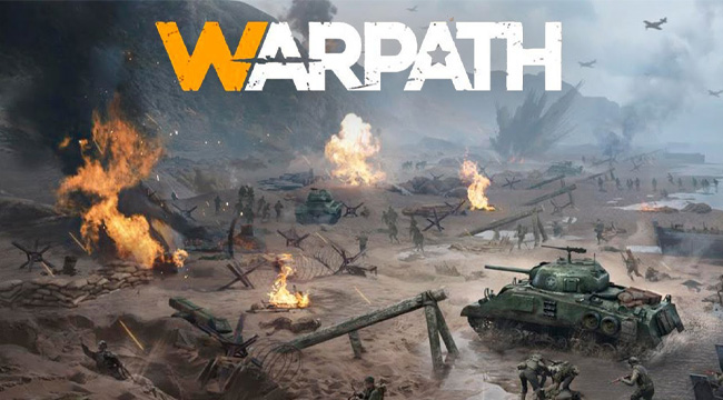 Cộng đồng game thủ phát cuồng với trailer cực đỉnh của Warpath