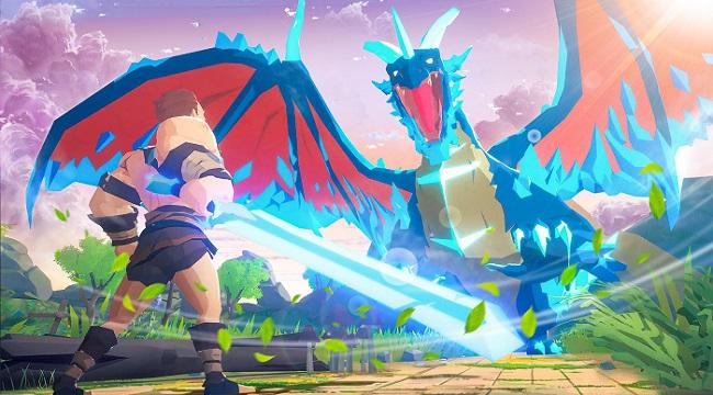 Echoes of Magic – Game MMORPG nói không với auto và P2W