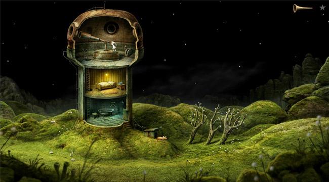 Phiên bản Samorost nguyên thủy nhất đã sẵn sàng ra mắt game thủ