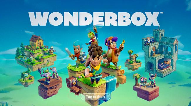 Wonderbox – Game phiêu lưu mạo hiểm thú vị dành riêng nhà Táo
