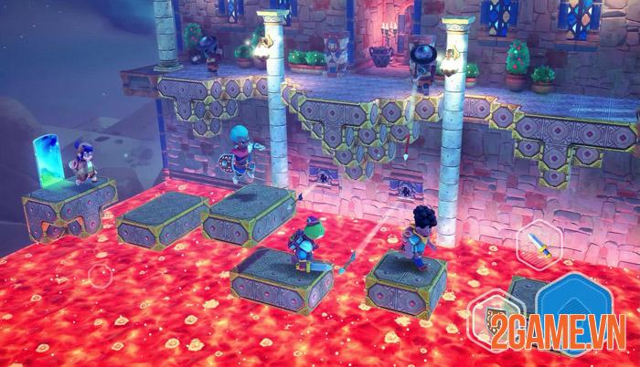 Wonderbox - Game phiêu lưu mạo hiểm thú vị dành riêng nhà Táo 5