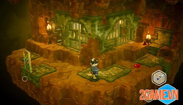 Wonderbox - Game phiêu lưu mạo hiểm thú vị dành riêng nhà Táo 1