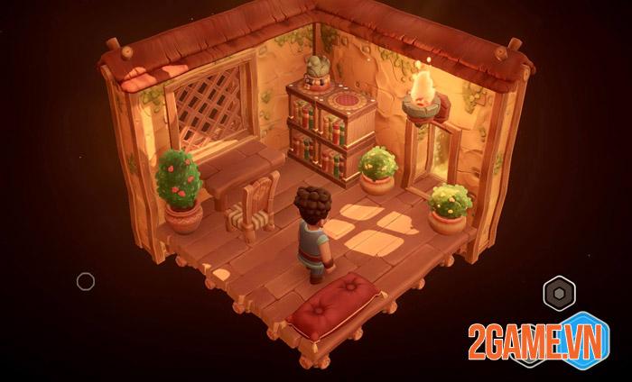 Wonderbox - Game phiêu lưu mạo hiểm thú vị dành riêng nhà Táo 2