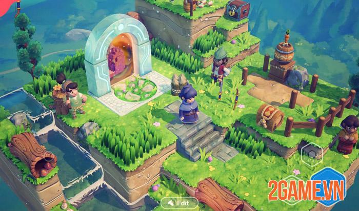 Wonderbox - Game phiêu lưu mạo hiểm thú vị dành riêng nhà Táo 0